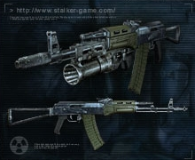 Call of Pripyat - AKM-74/2